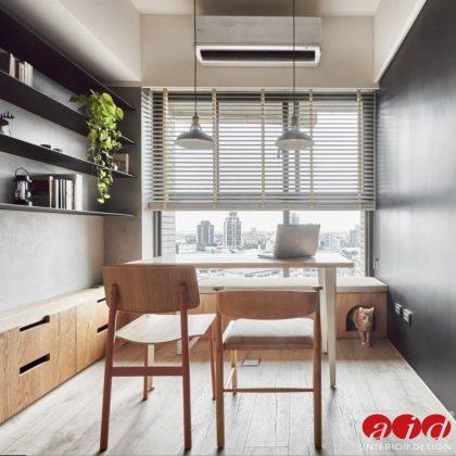 Cải tạo căn hộ 53m2 chung cư Sunrise 3, Long Biên